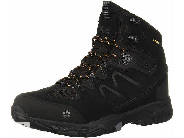 купить бу Непромокаемые мембранные ботинки Jack Wolfskin Mountain Attack 6 Texapore Оригинал  в Киеве