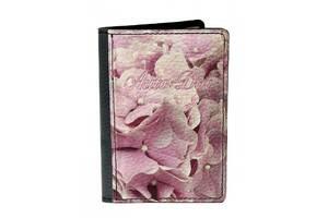 Обложка для автодокументов DM 02 Флокс розовая SKL47-176512