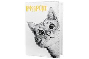 Обложка для паспорта Passporty Женская обложка для паспорта PASSPORTY KRIV213