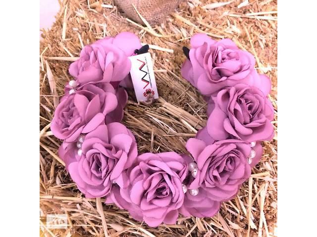 купить бу Ободок Троянди в Чернигове