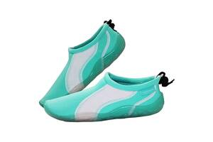 Обувь для пляжа и кораллов аквашузы SportVida Size 37 Mint SKL41-277865