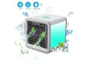 Охладитель воздуха Supretto Арктика персональный USB кондиционер с фильтром (5217)