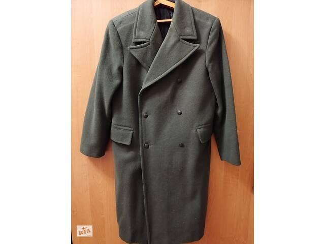 купить бу Пальто офицерское в Черноморском