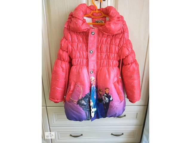 Пальто весна-осень на рост 122-130- объявление о продаже  в Херсоне