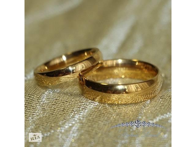 """продам Парные кольца для влюбленных """"Венчальные"""" (жен. 16.0 19.0 муж. 19.0) бу в Червонограде"""