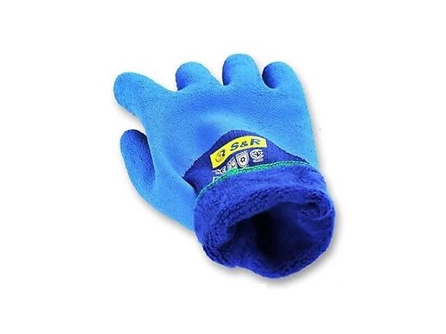 Перчатки утепленные S&R L/9 пара (602301009) 12 шт