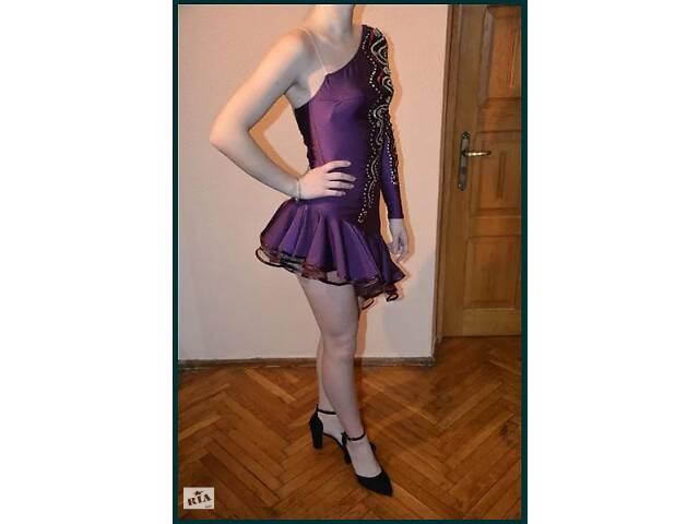 купить бу Платье Для Бальных Танцев (Латино-Американская Программа) в Дрогобыче