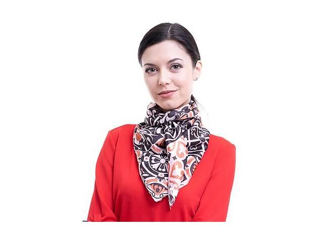 Платок большой AMO Платок женский шелковый 90*90 см AMO (АМО) STAMOm90903- объявление о продаже  в Одессе