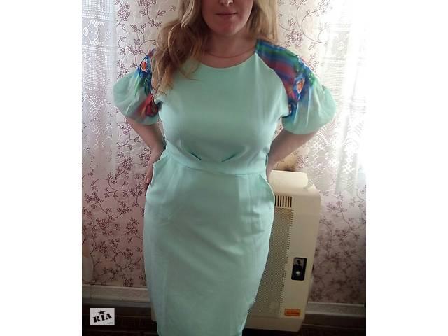 продам плаття з шифоновими рукавами бу в Ратному. Підкатегорія Жіночий одяг  ... 34dcb371ce7f5