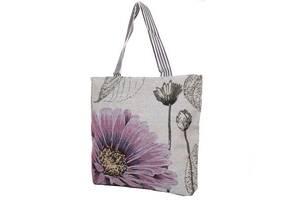 Пляжная сумка ETERNO Женская пляжная тканевая сумка ETERNO (ЭТЕРНО) DET1804-7