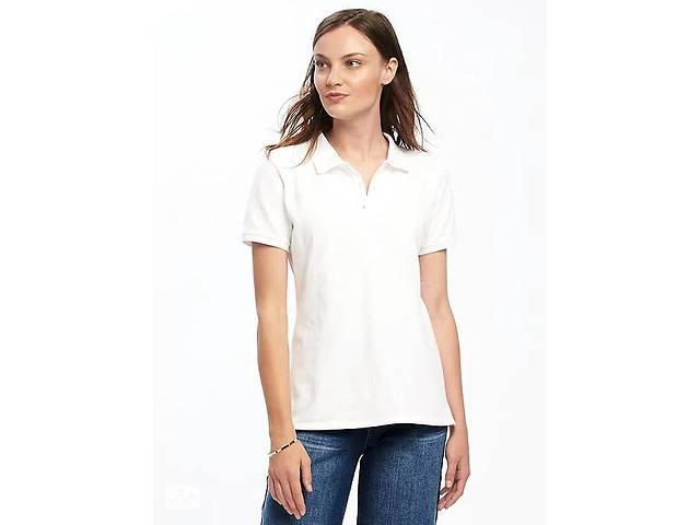бу Поділитися  Теніска футболка поло 100% американський бавовна білого  кольору в Києві 7e49f4bad8c08