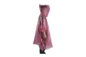 Пончо AceCamp Emergency Rain Poncho Pink (1012-3907-PK)