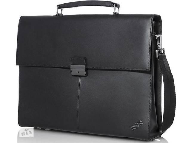 бу Портфель Lenovo ThinkPad Executive Leather Case для ноутбука в Киеве