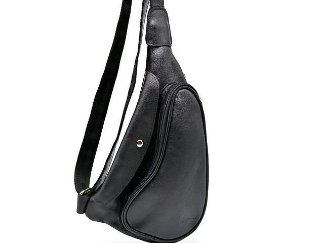 Практичный рюкзак на одно плечо из телячьей кожи  бренд Tarwa TRWGA-3026-3md- объявление о продаже  в Киеве