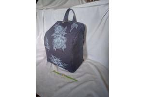 Продається рюкзак ручної роботи з плащової тканини