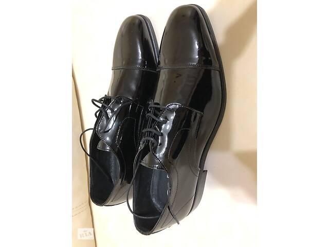 Продам чоловічі туфлі vero cuoio made in Italy- объявление о продаже  в Чернівцях