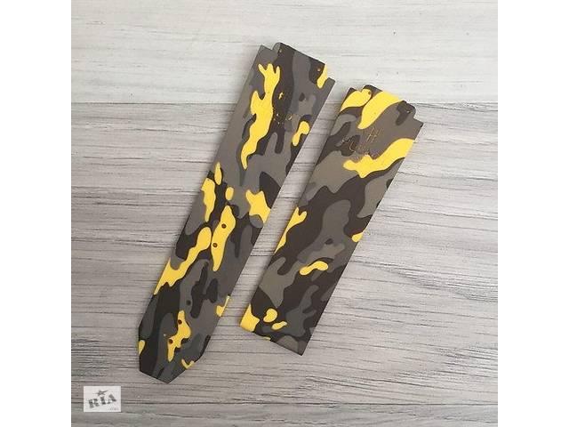 Ремешок Hublot 24/22 Military-Yellow- объявление о продаже  в Одессе