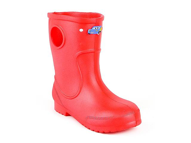 Резиновые сапоги детские для мальчика EVA Jose Amorales Джибитсы 30 р Красный (joa_116604_1)- объявление о продаже  в Киеве