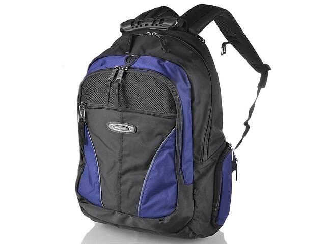 бу Рюкзак для ноутбука Onepolar Мужской рюкзак с отделением для ноутбука ONEPOLAR  W1077-navy в Одессе