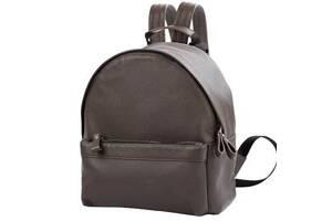 Рюкзак городской ETERNO Женский кожаный рюкзак ETERNO CLJ-RKZ609-grey-brown