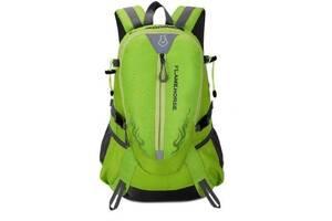 Рюкзак міський xs-0616 салатовий, 40 л
