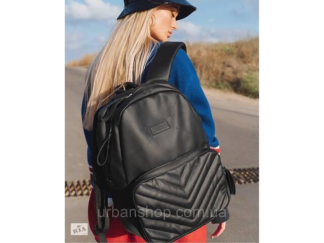 Рюкзак Harvest сумка універсальна BERRY LARGE ЧОРНИЙ (НОУТБУК 15,6)- объявление о продаже  в Львове