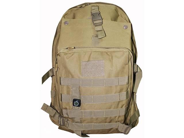 бу Рюкзак ML-Tactic Compass Backpack Coyote brown, 4WMLT-ComCB Койот в Киеве