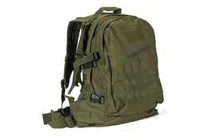 Рюкзак туристичний тактичний, штурмовлй, військовий 45 -50 л