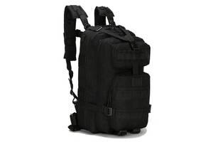 Рюкзак военный тактический штурмовой Molle Assault A12 25 л, черный