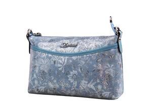 Саквояж (ридикюль) Desisan Женская кожаная сумка DESISAN SHI3033-225