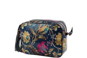Саквояж (ридикюль) Desisan Женская кожаная сумка DESISAN SHI805-415