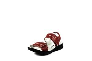 Сандалии для девочек TiBet 008-02-10 красные (32)