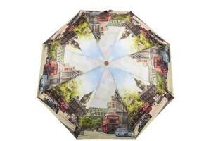 Складной зонт Magic Rain Зонт женский автомат MAGIC RAIN (МЭДЖИК РЕЙН) ZMR7224-4