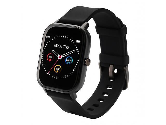 бу Смарт-часы Globex Smart Watch Me (Black) в Киеве