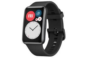 Смарт часы Huawei Watch Fit Graphite Black (6616013)