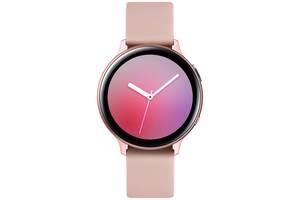 Смарт часы Samsung Watch Active 2 44mm Aluminium (SM-R820NZDASEK) Gold (6502316)