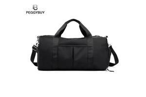 Спортивная мужская сумка. Женская сумка для тренировок, в бассейн.Дорожная сумка КСС67-2
