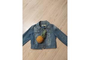 Стильная короткая джинсовая куртка ware denim