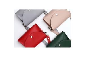 Стильная сумочка-клатч на пояс и через плечо!