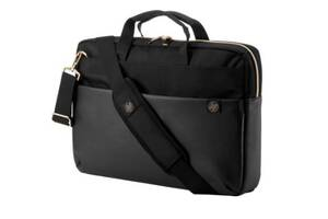 "Сумка для ноутбука HP 15.6"" Duotone Gold Briefcase (4QF94AA)"
