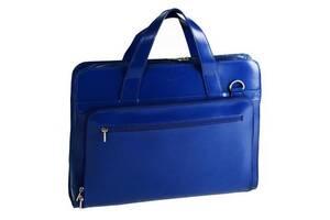 "Сумка для ноутбука SUMDEX 15.4"" SLN-062 NV Blue leather (SLN-062NV)"