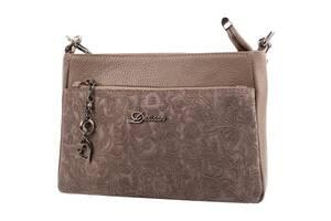 Сумка-клатч Desisan Женская кожаная сумка DESISAN SHI581-213