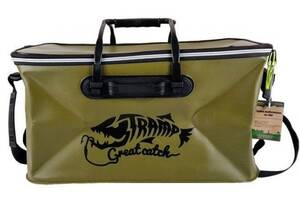 Сумка рыболовная Tramp Fishing bag EVA Avocado  M, 28л, зеленый