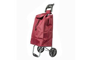 Сумка-тележка Epic City X Shopper Ergo 40 Oxblood Red pc(Swdn)926129