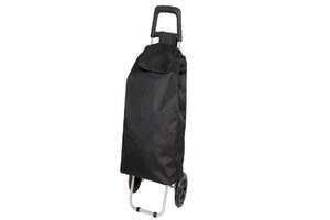 Тачка сумка кравчучка Stenson MH-2787 97 см Черная (gr_008983)