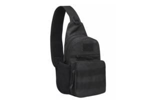 Тактическая, штурмовая, военная, городская сумка Protector Plus X216 A14, черная