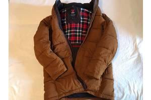 Тёплая Зимняя Парка (Мужская Куртка)