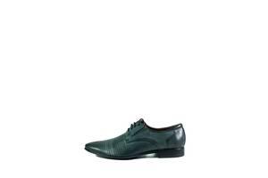 Туфли мужские MIDA 13274-321 темно-серая кожа (44)