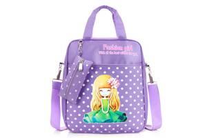 Удобные рюкзаки для учебы с принтами Девочки вгорошек