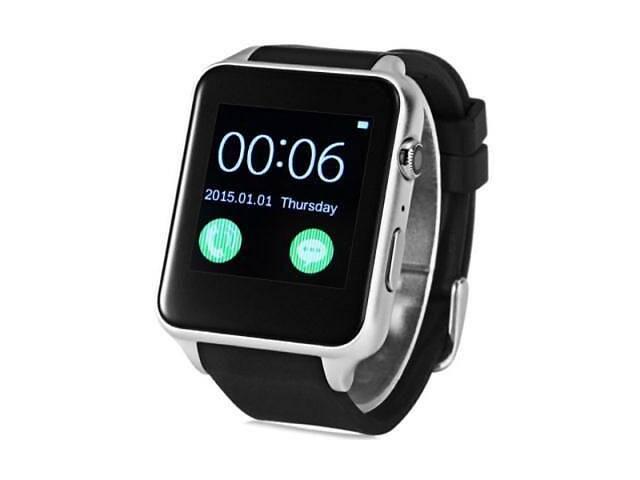 Умные часы King Wear GT88 c SIM картой Серебристый- объявление о продаже  в Киеве